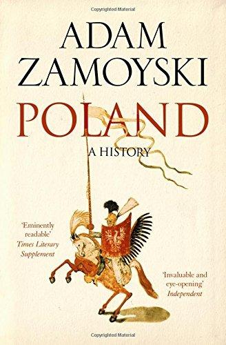 Portada del libro Poland: A history by Adam Zamoyski (2015-07-30)