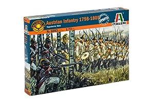 Italeri 6093S  - Guerras Napoleónicas - Infantería de Austria 1800-