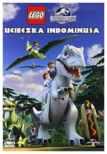 LEGO Jurassic World: The Indominus Escape [DVD] (Audio español. Subtítulos en español)