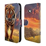 Official Vincent Hie Rising Tiger Felidae Leather Book
