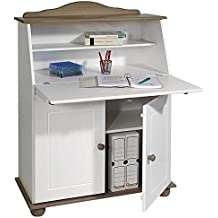 Amazon Fr Meuble Secretaire Bureau