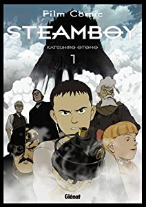 Steamboy Edition simple Tome 1