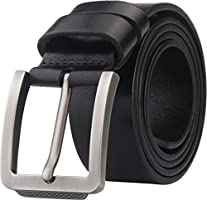 Blasea Full Grain Leather Casual Style Belts for Men