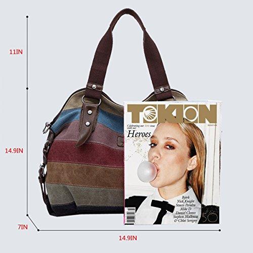 LA HAUTE, Borsa a spalla donna Style 1 Style 1