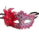 WUDUBE Nouvelle Dentelle Paillettes Strass Masque❤Femmes Sexy Noir Dentelle Oeil Visage Masque Mascarade Parti Bal De Bal Costume Charmes