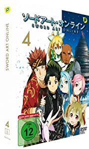 Sword Art Online - Vol. 4 [2 DVDs]