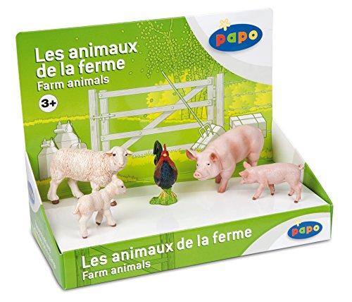 Papo - Figura de juguete Piglet Winnie The Pooh (80300)