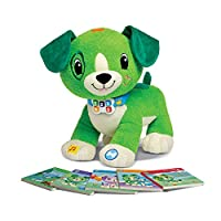 LeapFrog Read with Me Me Scout Interactive Soft Toy (Engl...