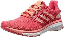 adidas boost mujer rosa