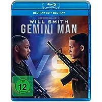 Gemini Man 3D Blu-ray