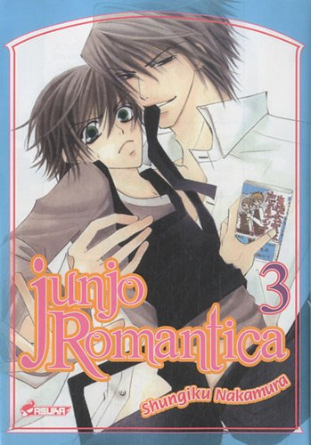 Junjo Romantica Edition simple Tome 3