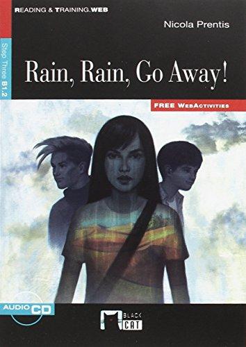 Rain, rain, go away! +cd (fw): 000001 (black cat reading and training)