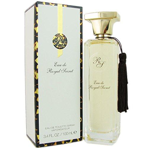 Eau De Royal Secret POUR FEMME par Five Star Fragrance - 100 ml Eau de Toilette Vaporisateur