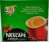 Nescafe 3 in 1 Instant Coffee Hazelnut Aroma 48 Sticks