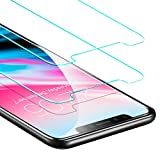 Protector Pantalla iPhone X [2 Piezas] [Kit de Instalación] [Garantía de por Vida], ESR iPhone 10 Cristal Templado 9H Dureza [3D Touch Compatible], Anti-Huella para Apple iPhone X / iPhone 10 de 5.8 plugadas 2017
