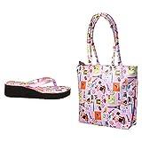 #9: New Design Ladies Slipper with Ladies Bag Free