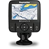 Raymarine E70295-US Dragonfly GPS Chart Plotter mit North America CMAP Essentials Karte 12,7 cm (5 Zoll)