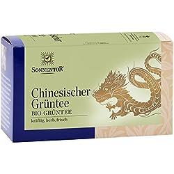 Sonnentor Bio Chinesischer Grüntee Btl, 20 g