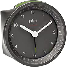 Braun BNC007 Funkwecker, grau