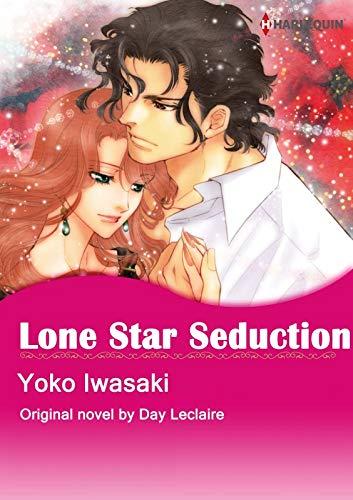 LONE STAR SEDUCTION(Colored Version): Harlequin comics (English Edition)
