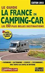 Guide La France en Camping-Car 2016