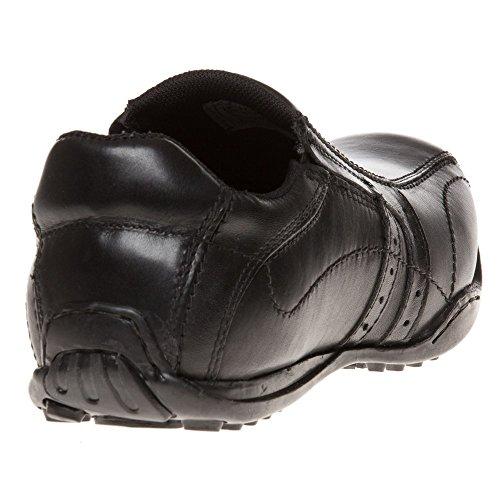 Red Tape Walkham Garcon Chaussures Noir Noir