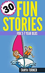 30 Fun Stories for 3-7 Year Olds (English Edition)
