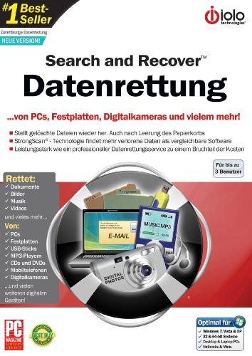 IOLO Search And Recover - Datenrettung