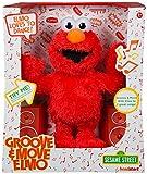 Sesame Street SST-8775 Dancing Elmo, Multi Coloured