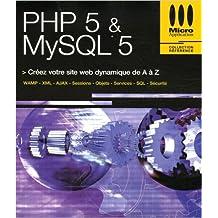 PHP 5 & MySQL 5 de François-Xavier Bois,Thierry Thaureaux de Levare,Fabrice Métayer ( 19 juin 2006 )