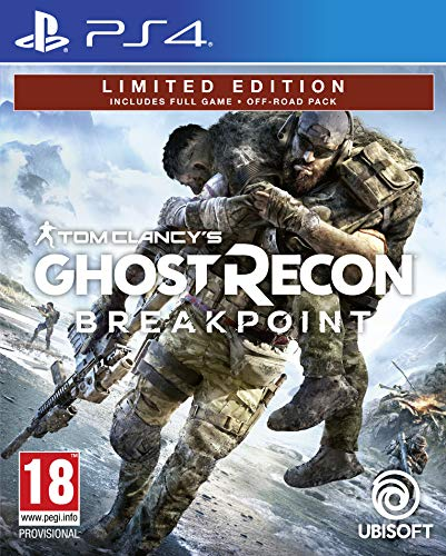 Ghost Recon Breakpoint - Limited [Esclusiva Amazon] - PlayStation 4