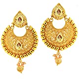 Traditional Designer Gold Plated Bridal ...