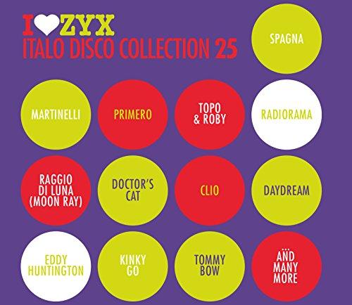 ZYX Italo Disco Collection 25