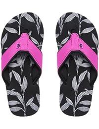 Animal Women's Swish AOP Flip Flops