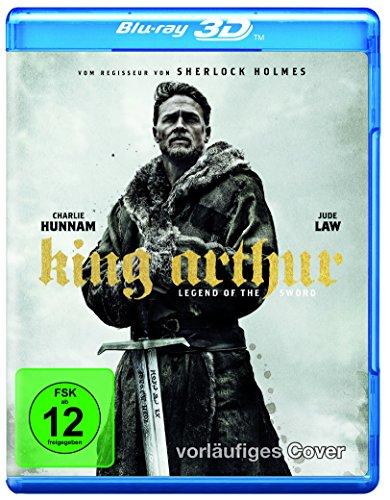 King Arthur: Legend Of The Sword Steelbook (exklusiv bei Amazon.de) [3D Blu-ray] [Limited Edition]