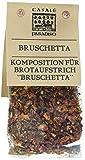 Casale Paradiso Bruschetta, Gewürzmischung für Brotaufstriche, 4er Pack (4 x 100 g)