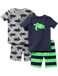 Schlafanzug~Neu~USA~Joe Boxer~2 tlg.~74-80~Pyjama~Nachtwäsche~lang~Pajama