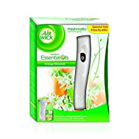 Airwick Freshmatic Complete Kit Orange Blossom- 250 ml