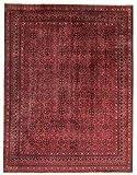 Nain Trading Khal Mohammadi 388x297 Orientteppich Teppich Dunkelbraun/Rost Handgeknüpft Afghanistan