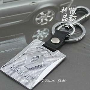 promotion des ventes renault porte cle chrome auto. Black Bedroom Furniture Sets. Home Design Ideas