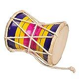 siddhratan Damaru Indische Musik Instrument Hand Percussion Hinduismus