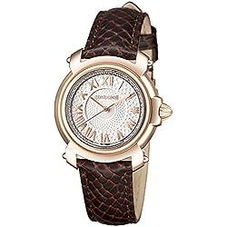 Roberto Cavalli: Las mujeres de plata reloj