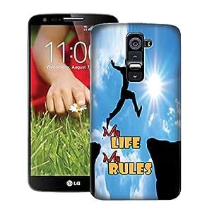 ZAPCASE Printed Back Case for LG G2