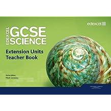 Edexcel GCSE Science: Extension Units Teacher Book (Edexcel GCSE Science 2011) by Mark Levesley (2011-09-06)