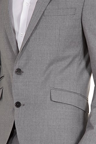 Selected - costume et blazer Gris