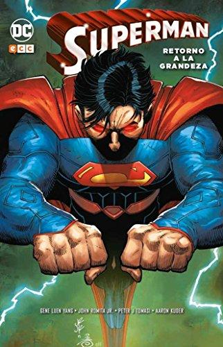 Descargar Libro Superman: Retorno a la grandeza de Greg Pak