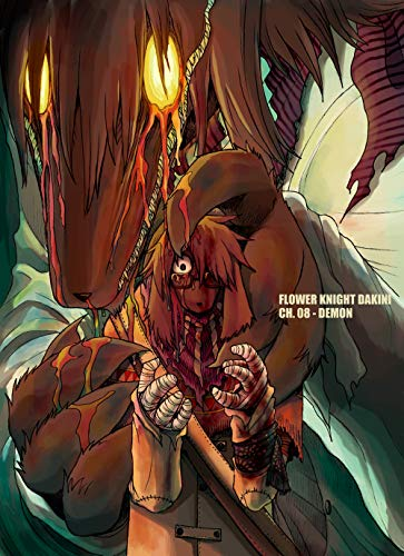 Flower Knight Dakini english version chapter8 (English Edition)