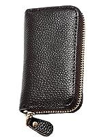 Marca:iSuperb Materiale: vacchetta Dimensione: 11.5x6.5x2.2cm Colore:nero/rosa/ marrone