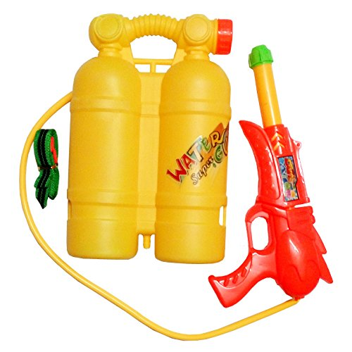 NoorStore Holi Special Watergun Pichkari /Water Gun With Two Attached...