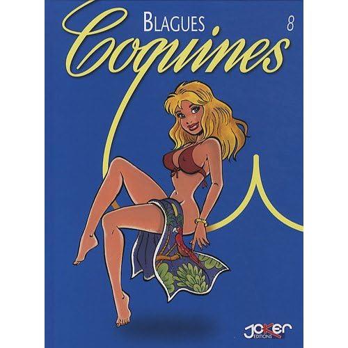 Recueil Blagues Coquines T08